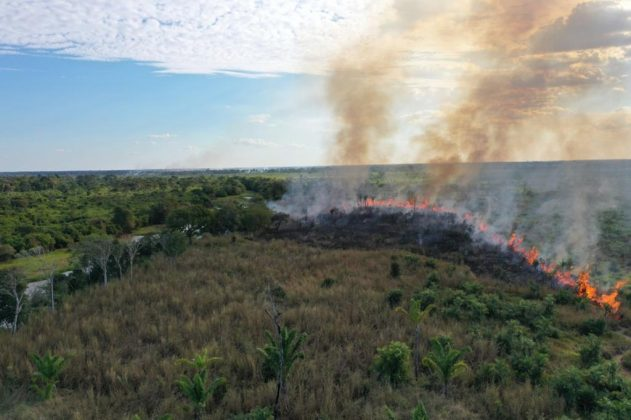 As emissões e autorizações de queima controlada permanecem suspensas no período de 20 de julho a 20 de novembro em todo o território do Estado