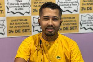 O assessor de Políticas da Juventude da DRE de Araguatins, Bruno Marques, apontou que a live teve como foco a valorização dos jovens e da vida